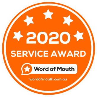 Word of Mouth Service Awards