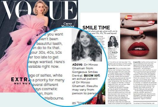 Vogue Magazine News